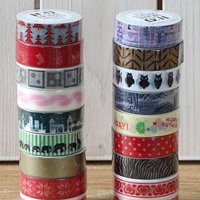 Washi tapes - lepící pásky