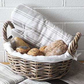 Košíky na pečivo