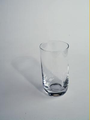 sklenice 0,4L - čiré sklo | A02570