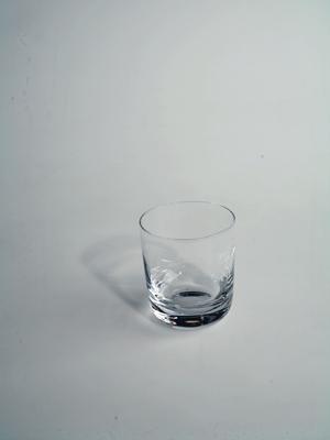 whiskovka 0,25l - čiré sklo | A02610