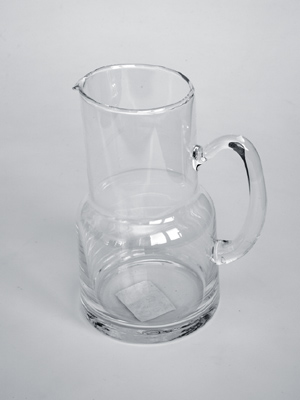 džbánek 0,75L - čiré sklo | A02860