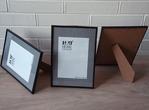 rámeček - plast, sklo | A06821