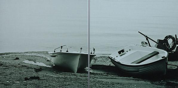 obraz 2 ks 50x50cm - laminované plátno | A07053