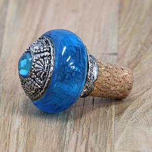 zátka na láhev - keramika | A07240_VMO