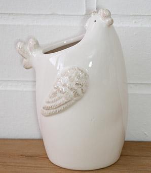 dekorace - vázička - keramika | A07460