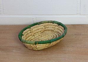 košík - palmové listí | A07911_PZE