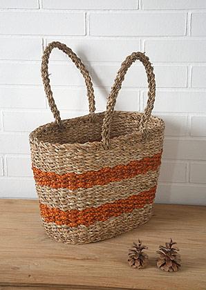 taška velká - mořská tráva a juta | A07952_PBE