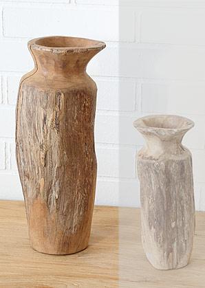 váza - kořenové dřevo - teak | A08260_HN2