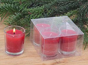 svíčky - sada 4ks | A08510_CV3