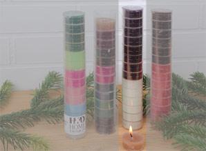 svíčky čajové - sada 14 ks | A08551_VBE