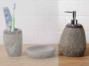 dávkovač na mýdlo - říční kámen   A08610_VSE