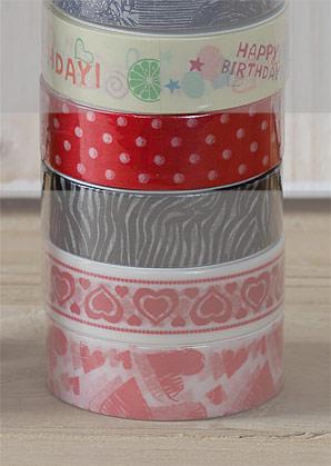 páska lepící - puntíky - 1,50 x 1000 cm   A09000_VCV