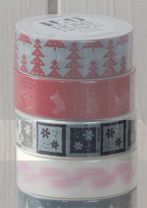 páska lepící - kytičky - 1,50 x 1000 cm   A09000_VSE