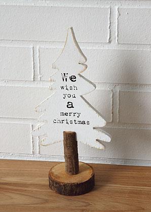 dekorace - stromeček s nápisem | A09540_VBI