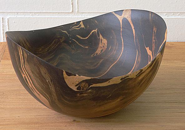 váza - mango dřevo   A09640_VHN