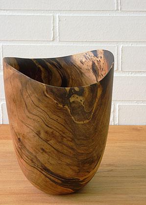 váza - mango dřevo   A09641_VHN