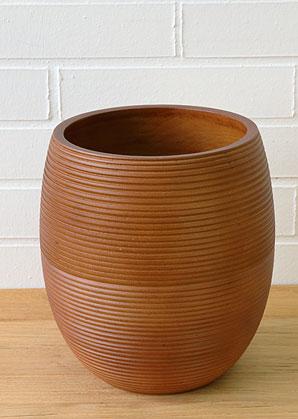 váza - mango dřevo   A09670_VBE