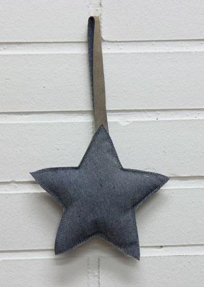 hvězdička textilní | A09800_MO1