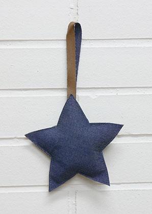 hvězdička textilní | A09800_MO2