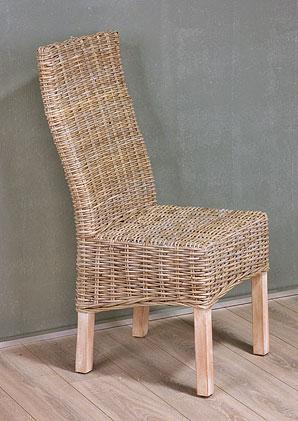židle - ratan - kubu | A10020_BE2