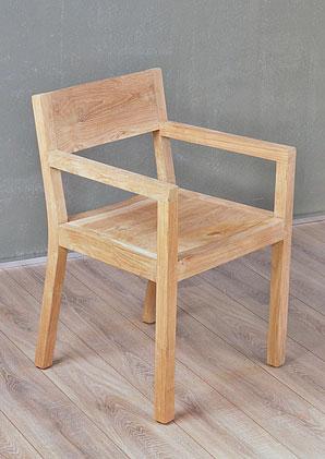 židle - masiv - teak | A10180_HN2