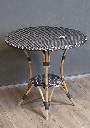 stolek - syntetický ratan | A20910_VAN