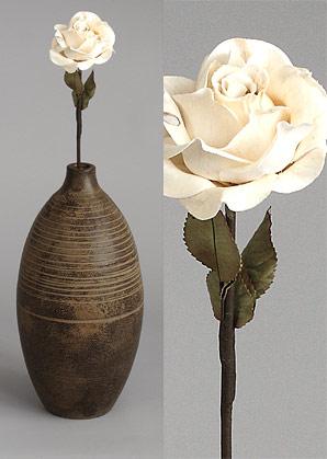 dekorace - celulozové květiny | A70300_BE1