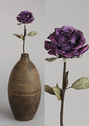 dekorace - celulozové květiny | A70300_FI3