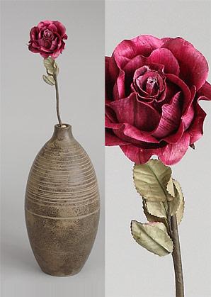 dekorace - celulozové květiny | A70300_RU3