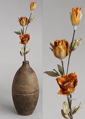 dekorace - celulozové květiny | A70310_HN1
