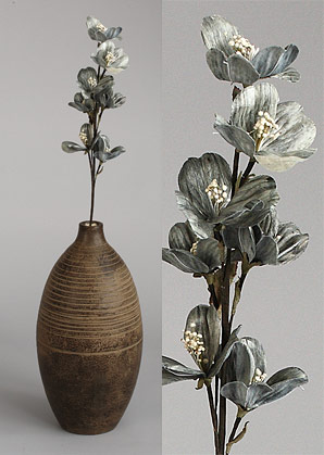 dekorace - celulozové květiny | A70331_SE2