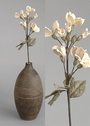 dekorace - celulozové květiny | A70350_BE1