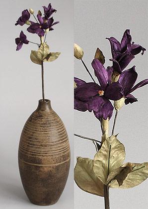 dekorace - celulozové květiny | A70350_FI3