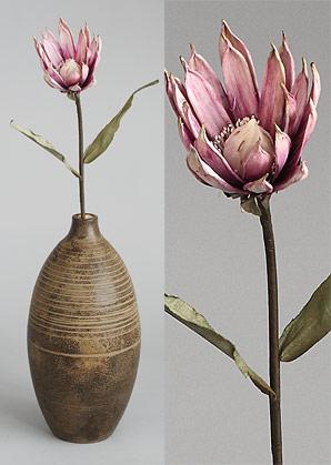 dekorace - celulozové květiny | A70360_VRU