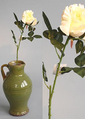 dekorace - polyesterové květiny | A70380_BI2