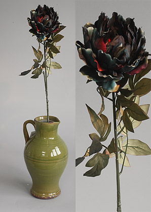 dekorace - polyesterové květiny | A70391_MO3