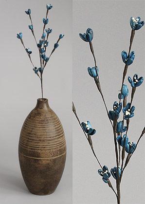 dekorace - celulozové květiny | A75580_MO3