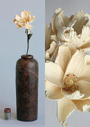 dekorace-celulozové květiny | A75590