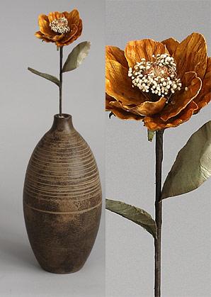 dekorace - celulozové květiny | A75650_HN1