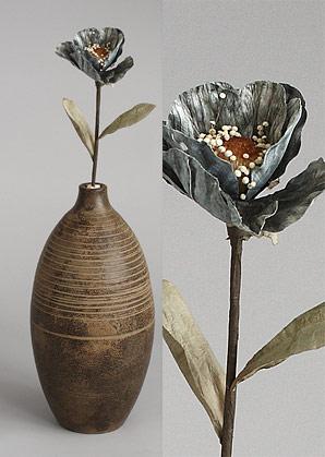 dekorace - celulozové květiny | A75650_SE2
