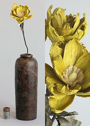 dekorace-celulozové květiny | A75720