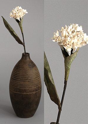 dekorace - celulozové květiny | A75790_BE1