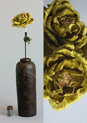 dekorace-celulozové květiny | A75810
