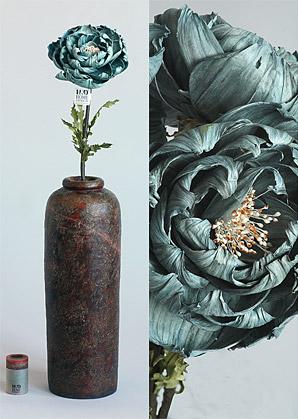 dekorace-celulozové květiny | A75820
