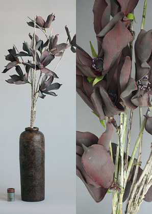 dekorace - umělé květiny | A75950