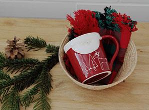 Vánoční balíček - hrnek Mikuláš | ABV0002
