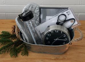 Vánoční balíček - sada hodiny | ABV0005