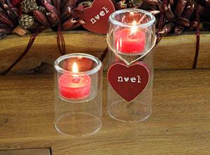 Vánoční aranž - svícny | ADA0008