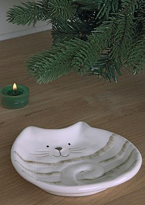 talířek kočička | ADC0110_VBI