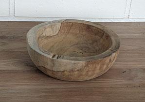 mísa - kořenové dřevo - teak | ADD0060_HN2